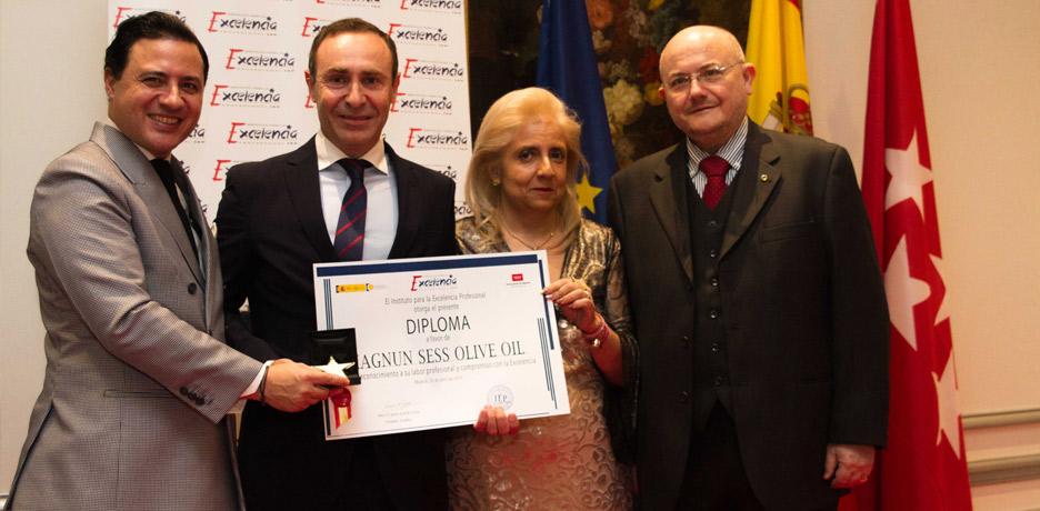 Manuel Nieto, un español comprometido con la excelencia