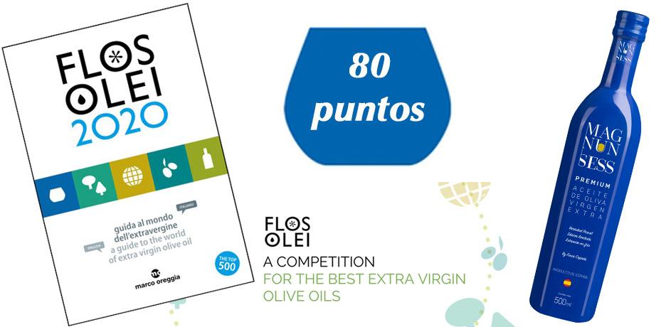 Flos Olei incluye Magnun Sess Premium entre los mejores vírgenes extra del mundo