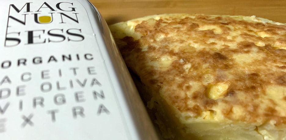 [RECETA] Tortilla de patatas con aove