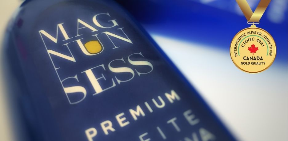 Magnun Sess Premium quality, recognized in Canada with a Gold Award
